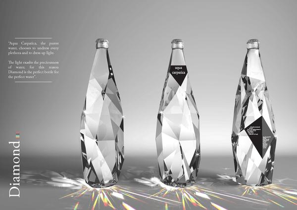 Diamond - envases originales de agua