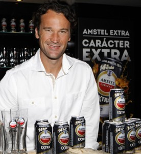 Amstel extra, cerveza especial para hombres