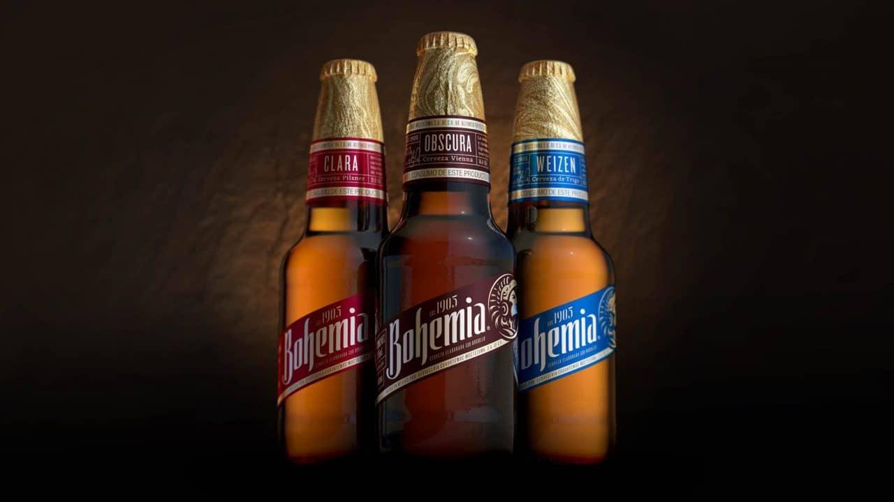 Cerveza Bohemia - Marketing y Publicidad Alimentos, Bebidas y Gran Consumo