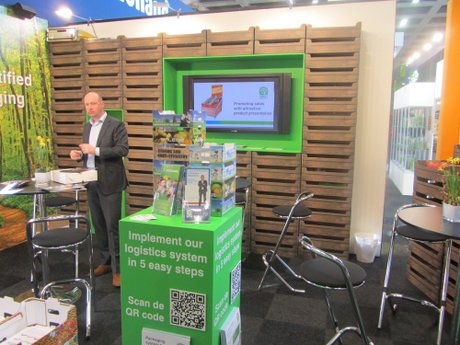 fruit logistica stand 2012