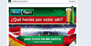 Carlsberg patrocina la eurocopa 2012