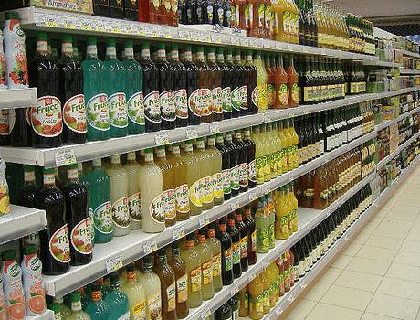 visual merchandising alimentacion