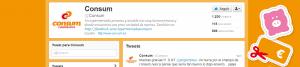 gran distribucion en twitter consum