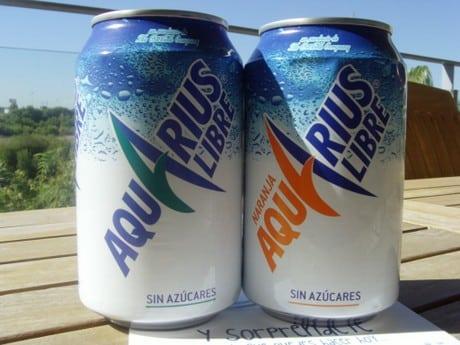 Campaña Aquarius 2012