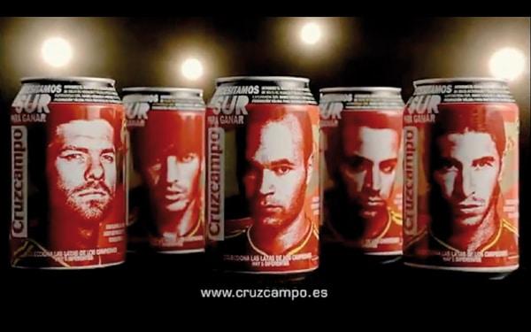 cruzcampo Eurocopa 2012
