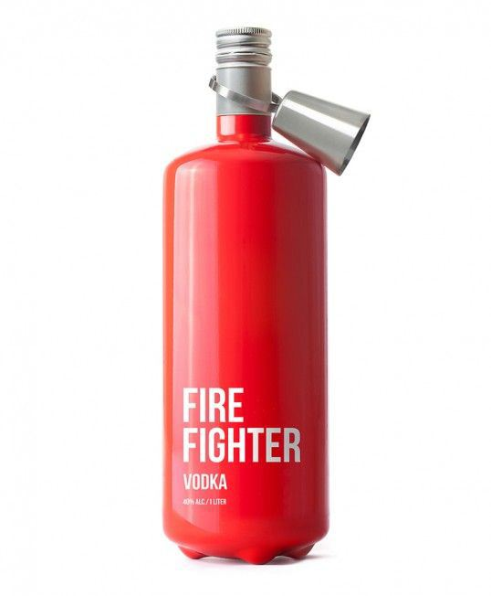 fire-fighter vodka