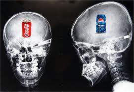 Coca-cola vs Pepsi - neuromarketing