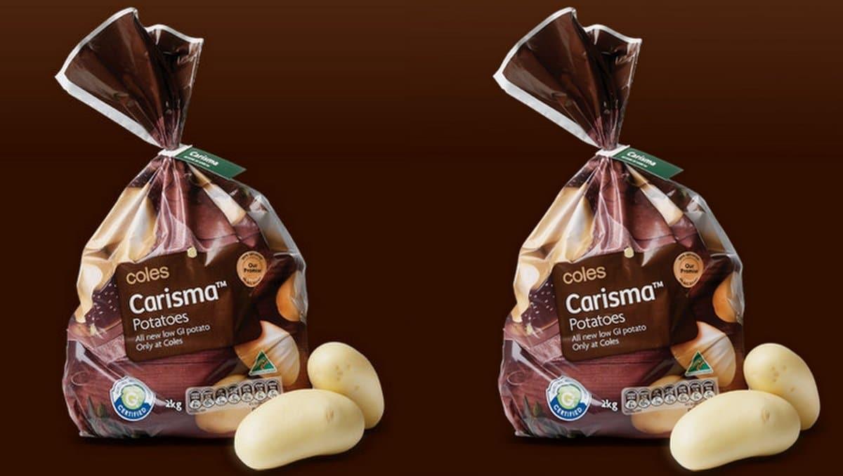patatas carisma