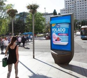 Nueva campaña publicitaria Yolado, Danone